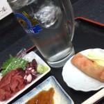 一之江「寿々久(立ち食いそば)」焼酎の濃さに驚き!100円アテが豊富な激安そば酒場