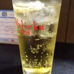 新宿三丁目「吉野(居酒屋)」琥珀色の酎ハイ200円!酒もアテもちゃんと美味しい座れるせんべろ酒場