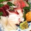 堀切菖蒲園「茶釜(居酒屋)」刺身から寿司まで揃う食堂酒場!一番のつまみは大将との会話
