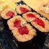 茅場町「にぎにぎ一 新川本館(立ち食い寿司)」赤酢シャリとちょい呑みセット1800円がアツい!