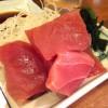 人形町「魚平」築地直送の刺身・揚げ物・焼き魚がどれも200円!安ウマな海鮮立ち飲み