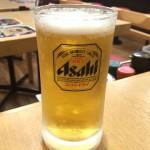 大山「なか卯」生ビール140円に唐揚げ100円!思いがけず良かった通常店でのチョイ飲み