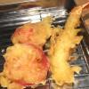 新橋「立天○(立ち飲み)」トマト天がウマい!勿体ないから生まれた天ぷら立ち飲み