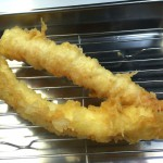 元住吉「博多天ぷら食堂なぐや」驚異的なコスパ!晩酌セット590円と食べ放題の惣菜にニヤける