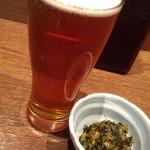 新橋「信州おさけ村」志賀高原ハウスIPAと120円小鉢でサク飲み!信州の地酒が愉しめる立ち飲み