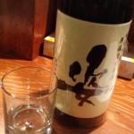 小川町「立ち飲み処 good one」アテがボリューミーでウマい!日本酒が種類豊富で愉しい立ち飲み