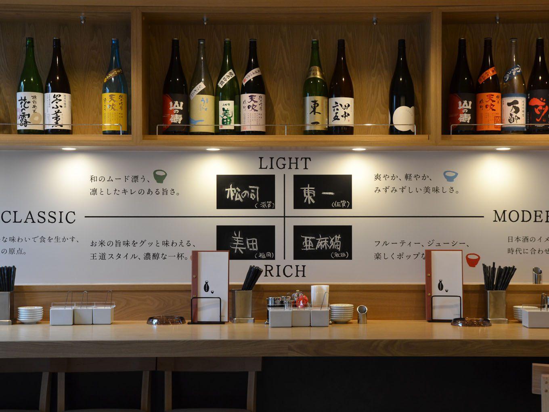 ●日本酒チャート