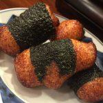 神田「魚祥」やまと芋の磯辺揚げでグビっと!気軽にプチ高級感も味わえる魚料理メインの立ち飲み