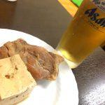 板橋「瀧野川」生ビール300円とボリューミーなお通し150円!昼から気軽に飲める定食屋