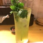 ときわ台「タイ居酒屋 カナ」フレッシュなパクチーサワーがクセになる!ちょっとディープなタイ居酒屋