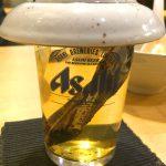上野「立呑み さいごう」骨酒400円と煮込み250円で温まる!生ホッピーと種類豊富なアテが魅力のゆったり居酒屋