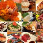 東京都内で海鮮が安くて美味しいせんべろ酒場まとめ(立ち飲み・居酒屋)