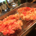 立石「れとろ」納豆天や紅生姜天で酎ハイ300円をグビっと!呑んべ横丁の気軽な天ぷら立ち飲み