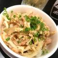 神田「神田スタンド」海鮮や鶏料理でちょっと一杯!気軽で入りやすい立ち飲み